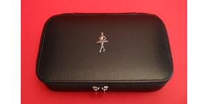 Ballerina Travel Jewellery Accessory Box Ballet Gift